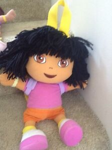 16 inch Dora backpack