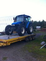 2004 New Holland TL90 Tractor