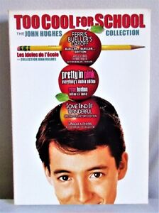 Too Cool For School : The John Hughes Collection (3 films dvd)