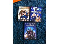 3 DVD for £2