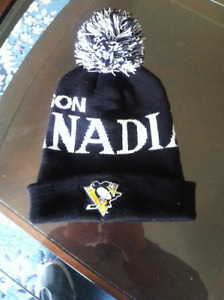 Pittsburgh Penguins Molson Canadian Toque *NEW*
