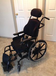 Orion Tilt Wheelchair