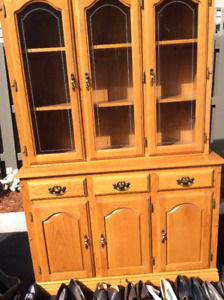 China Cabinet.     $100.00 firm