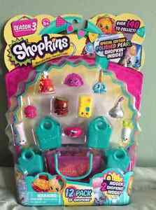 Shopkins season 3 with HTF snippy
