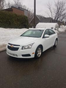 Chevrolet Cruze LT 2012  7200$ négociable  AUBAINE !!!!