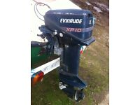Wanted boat outboard motors
