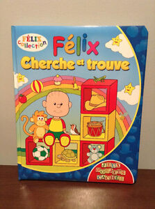 """""""FELIX"""" LOOK AND FIND BOARD BOOK.....BRAND NEW!"""