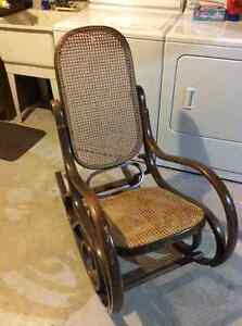 *NEW PRICE* Bentwood rocking chair