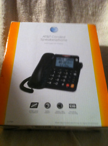 AT and T Corded Speaker Phone.