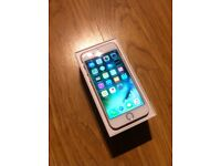 iPhone 6s Rose Gold - on EE ( Spares or repair )