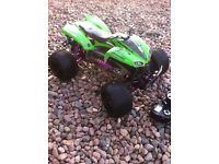 Rc car hpi savage xl ( one off custom)