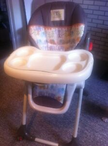 Barely used children's high chair