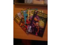 Power Man and Iron Fist #1-5
