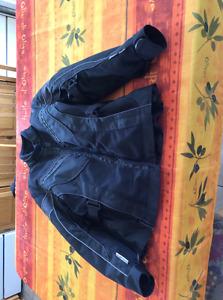 Manteau pour moto (femme)