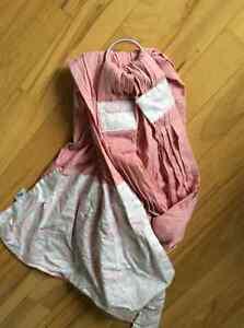 Porte bébé pour JUMEAUX sling blossom