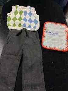 Dress pants & vest London Ontario image 1