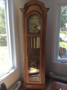 Horloge grand-père à vendre