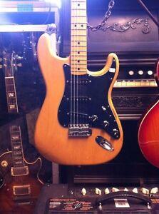 Vintage 1976 Fender Stratocaster