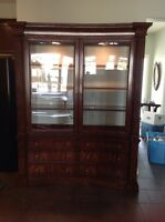 China Cabinet - Martha Stewart Signature Collection