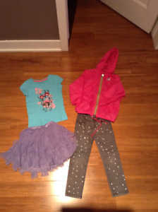 Girls clothing size 5-8 yrs old