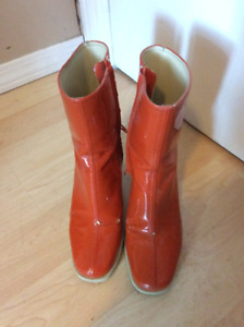 Water proofed boots - rain shoes