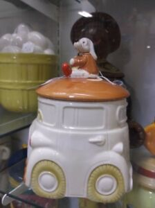 GDR CAR COOKIE JAR