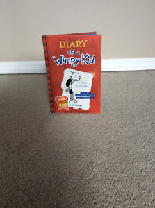 Diary of Whimpy Kid 1 (brand new)
