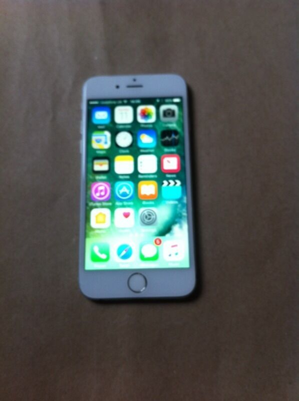 Iphone 6 CHEAPin Renfrew, RenfrewshireGumtree - Iphone 6 16gb O2 tesco giffgaff ID network, excellent condition,few marks hence the price,everything working 100% box and accessories can deliver locally