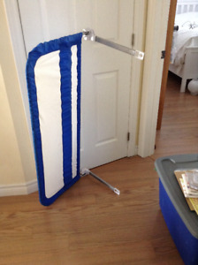 Portable Safety Rail for Bed