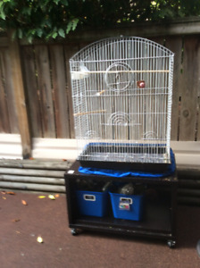 Like new cage! Price reduced to 50.00