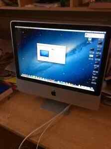 "iMac 2009 20"" desktop computer"