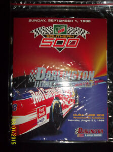 Vintage Nascar, Grand Prix Racing Program Magazines, 1978-2004 Windsor Region Ontario image 8
