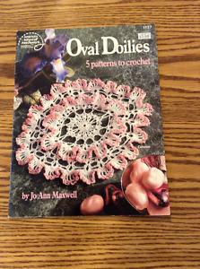 Crochet Booklet