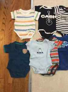 Boys size 3 months clothes