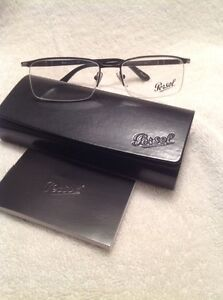 Brand New Authentic Persol 2419-V Black Frames -PRICE  REDUCED