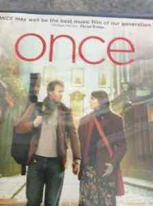 dvd  once