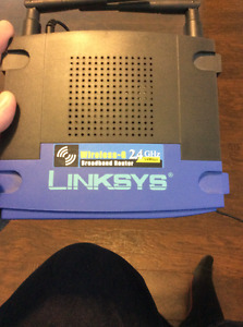 Linksys Wireless-G Router
