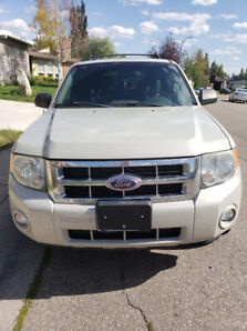 2008 Ford Escape Lady Owned