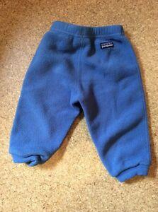 Pantalon polar Patagonia 12 mois