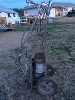 Campbell Houser Paint Sprayer $120.00 obo