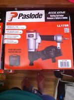 Paslode coil roofing nail gun
