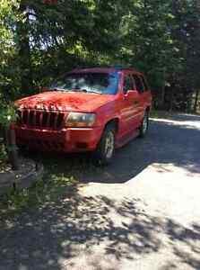 1999 Jeep Cherokee VUS