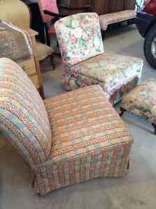 ONE Upolstered Chair Kawartha Lakes Peterborough Area image 1