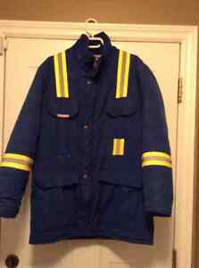 Nomex lllA insulated jacket and bib coveralls