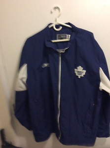 Toronto Maple Leafs windbreaker