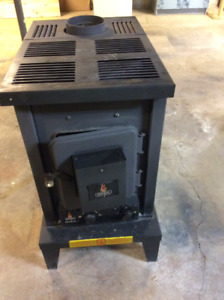 2 year old ATUS Wood Stove for sale in Haines Junction