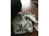 Boys Nike hoody and bottoms age 7