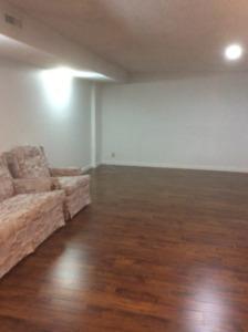 Beddington full basement for rent NW