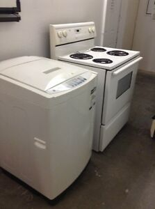 Fridges, stoves, washers, dryers and more