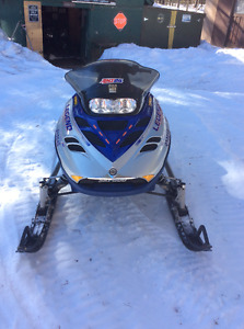 Ski doo. Legend se